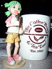 Yotsuba and the Large CBTL Mug