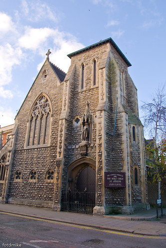 St Joseph's Church, Bedford _G100683