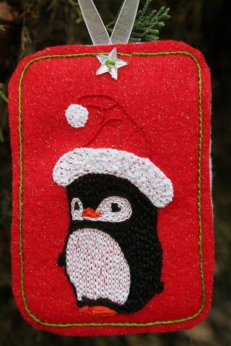 Stinkin' Cute Penguin - Finished!