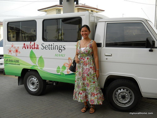 Avida Settings Nuvali Shuttle