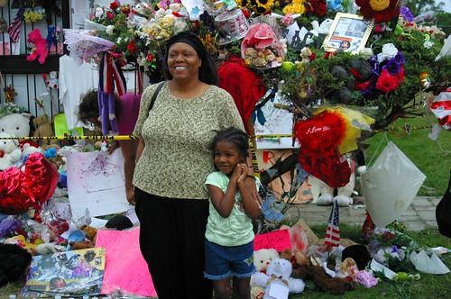 Michael Jackson Memorial 4