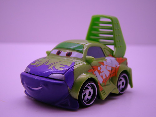 CARS MINI Wingo