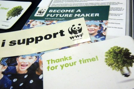 WWF-Philippines expressed their appreciation