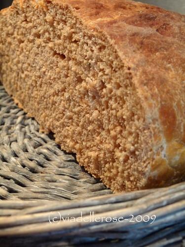 Pane al pomodoro e origano