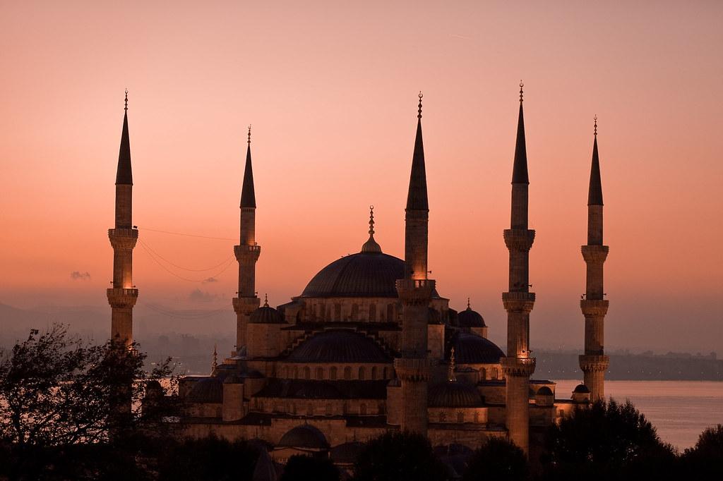Sultan Ahmed Sunrise