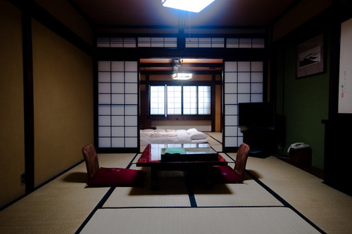 Asunaro ryokan