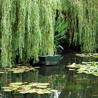 Rêverie sur les traces de Monet II
