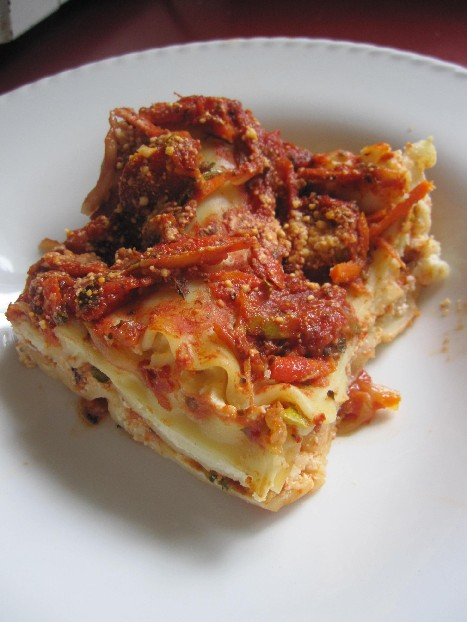 Just Lasagna