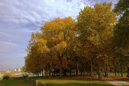 Parque de la Vuelta del Castillo