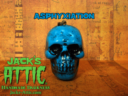 Jack's Skulls Asphyxiation