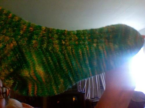 Toe Up Socks2a