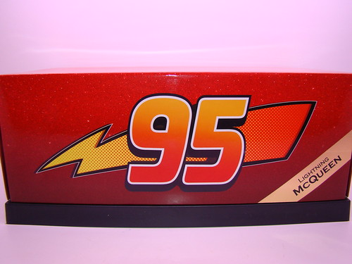 CARS Matty Collector  Lightning McQueen (5)