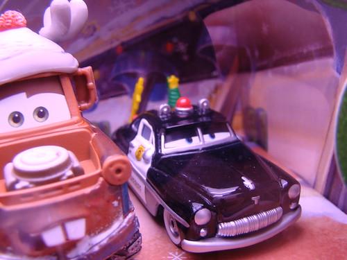 Disney CARS Storytellers Christmas boxset (2)
