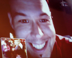 Drew Video Chat at BlameDrewsCancer