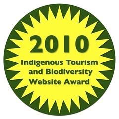 2010 ITBW Award Logo
