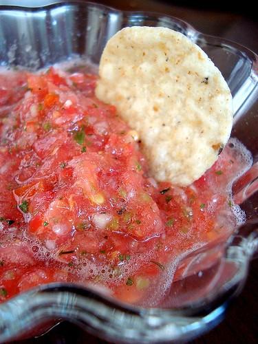 Tomato Salsa Part 3
