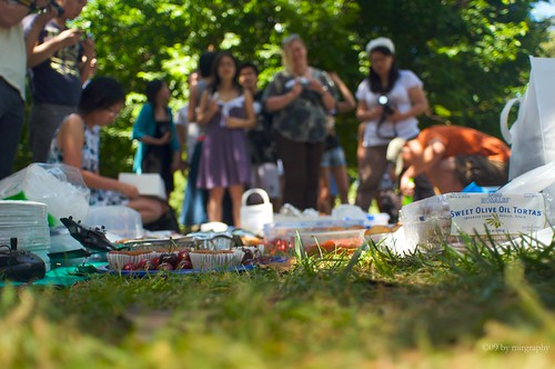 Sydney Food Blogger's Picnic
