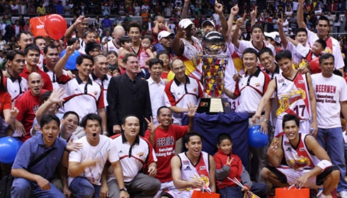 2009 Fiesta Conference Champions