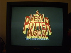 Potter Musical on my television!