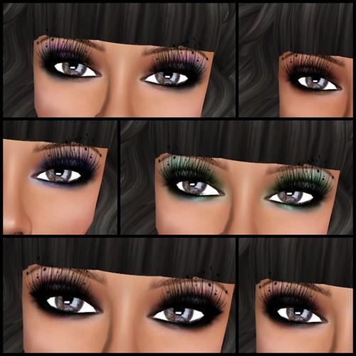 Chaisuki - Gina - Makeups