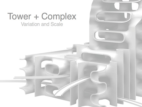 Variation +Scale x Tower + Complex
