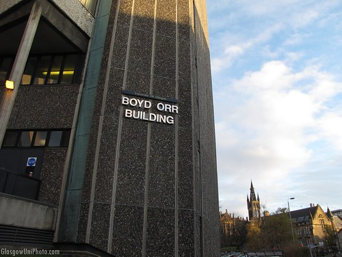 Boyd Orr Building | Photos from Glasgow University | Page 2