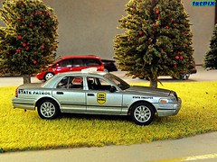 Iowa State Patrol Ford Crown Victoria Police I...
