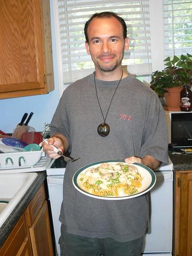 Krabbenragout - Ryan with Final Dish