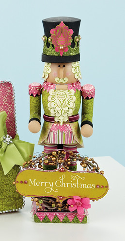 Heres Jennifers Festive Nutcracker that can be found on p. 133 of HCM.
