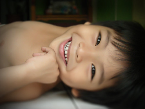 Happy Boy Wednesday :D by Gilbert Rondilla.