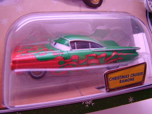 Disney CARS Christmas Storytellers Christmas Cruiser Ramone