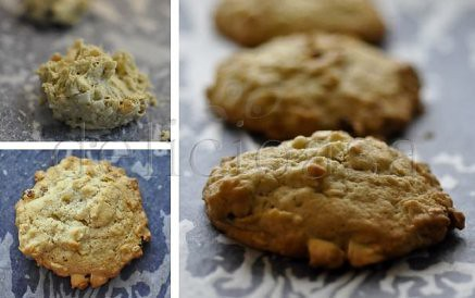 oatmeal avocado almonds cookies (1 of 1)-2
