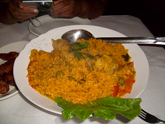 Mas Arroz con Pollo