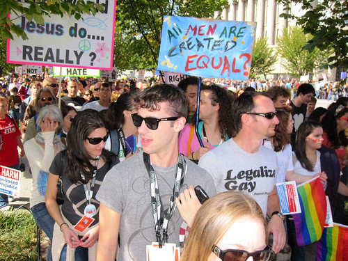 National Equality March (by VJnet)