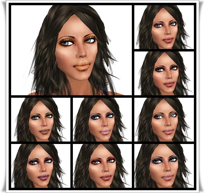 GeEs Designs - Tara - Australia - Makeup