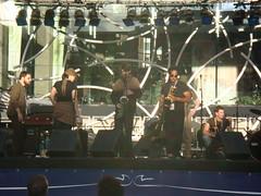 Jazz Band on Stage (III)