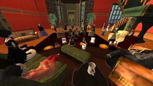 The Aether Salon