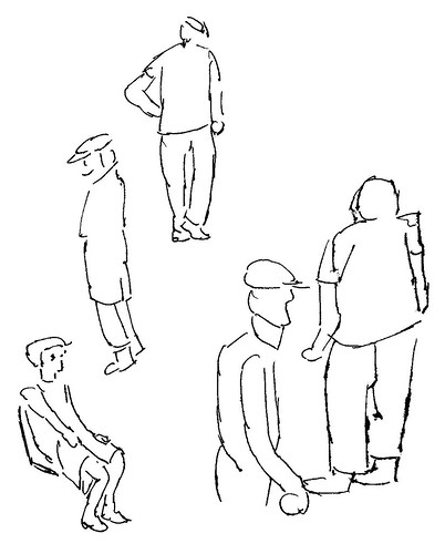 Life drawing, part 5