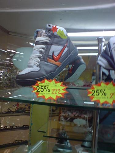 Tenis Nike en el Baratero de Leon