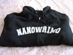 NaNoWriMo Hoodies Are Heaven