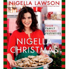 Nigella Christmas cover