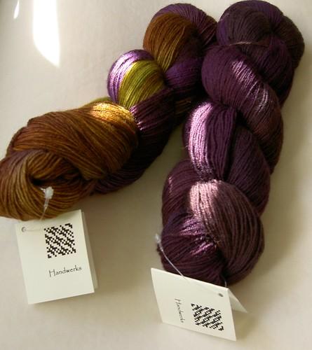 Handwerks BFL Yarn