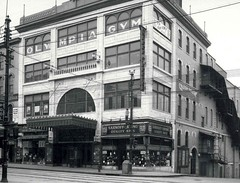 Queen Theater 1940s