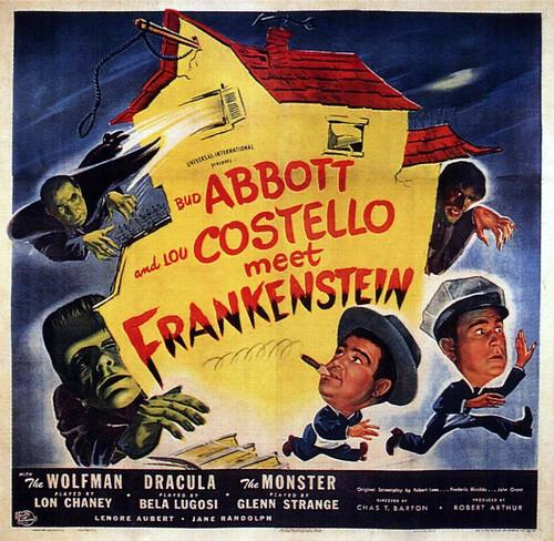 Abbot & Costello Meet Frankenstein