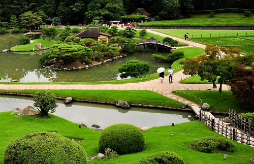 Okayama koraku en kirai un geek en jap n for Jardines okayama