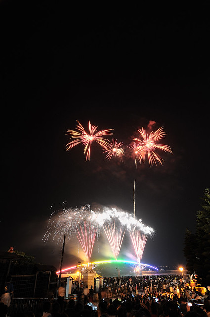 2011澎湖花火節