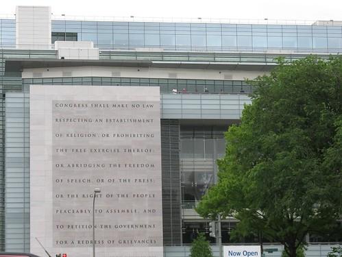 Newzeum, Washington DC