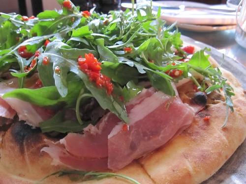 Prosciutto Pizza - Shoreditch House
