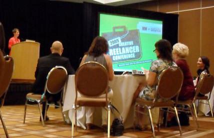creative freelancer conference 2009