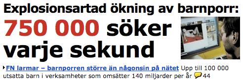 Aftonbladets lågvattenmärke